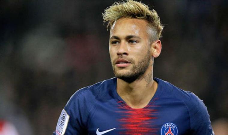 Neymar. (Dok: Daily Express)