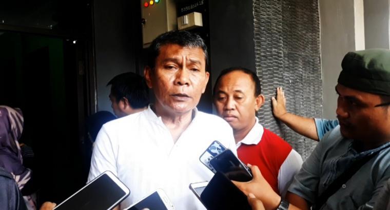 Kepala Dinas Lingkungan Hidup (DLH) Kota Serang Ipiyanto. (Foto: TitikNOL)
