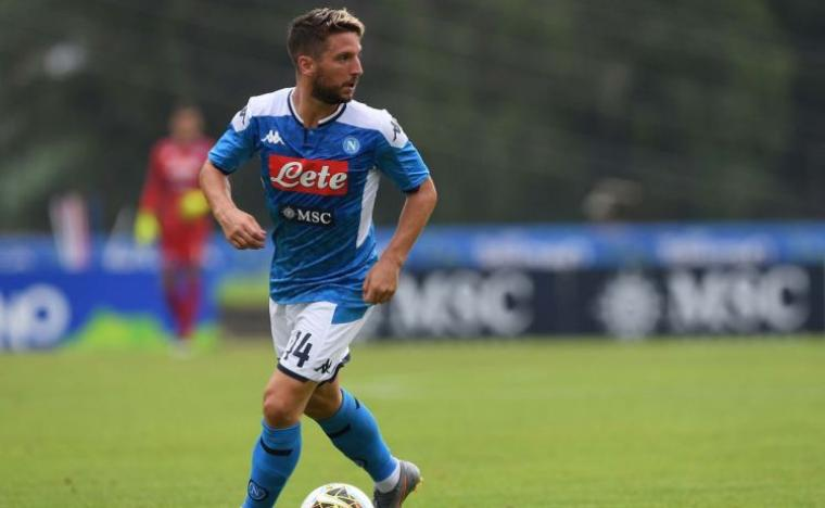 Dries Mertens. (Dok: Hudson River Blue)
