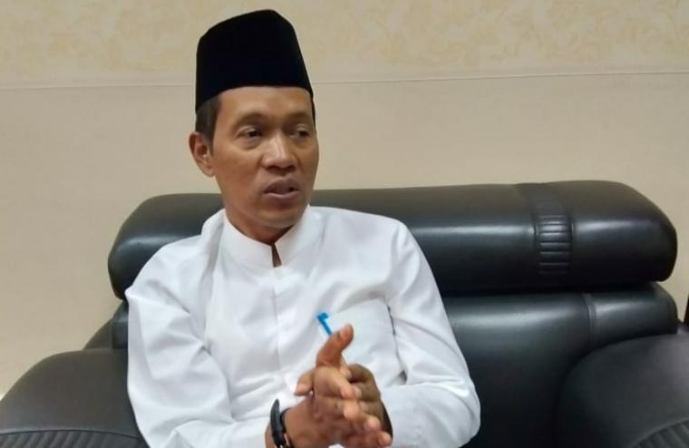 Kepala BKD Bante, Komarudin. (Foto: Ist)