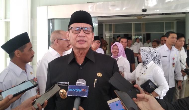 Gubernur Banten, Wahidin Halim. (Dok: Pilar Banten)