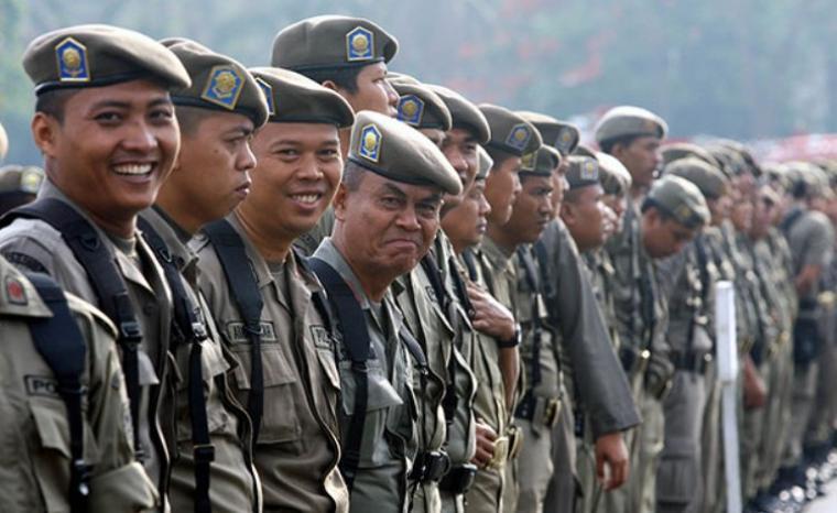 Ilustrasi Satpol PP. (Dok: Mediaindonesia)