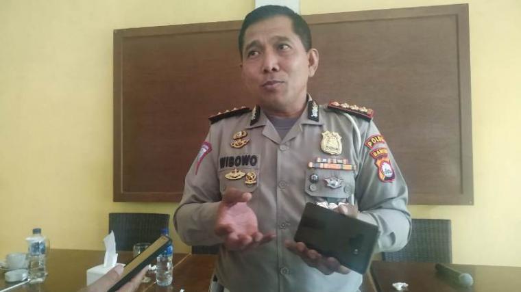 Dirlantas Polda Banten Kombes Pol Wibowo. (Foto: TitikNOL)