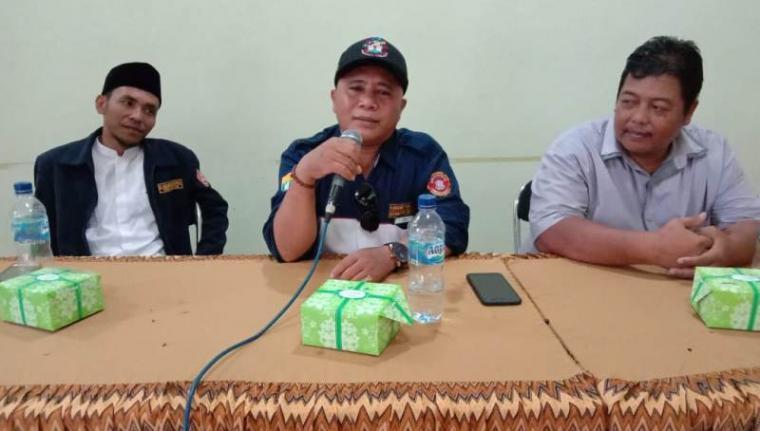 Wakil Ketua Karang Taruna Kota Serang Aas Hasuri. (Foto: TitikNOL)