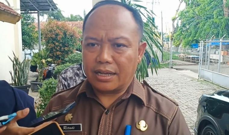 Kepala BPKSDM Kota Serang Ritadi. (Foto: TitikNOL)