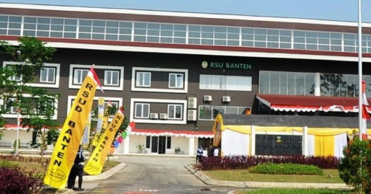 RSUD Banten. (Dok: Rmol Banten)