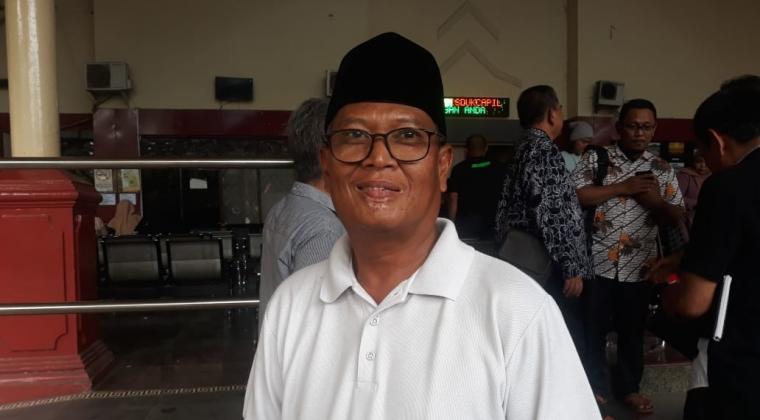 Kepala Dinas Perhubungan (Dishub) Kota Serang Maman Lutfi. (Foto: TitikNOL)