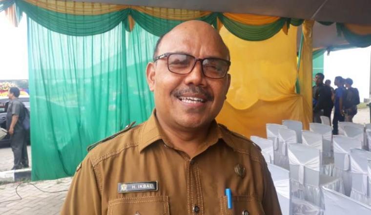 Kepala Dinas Kesehatan (Dinkes) Kota Serang Ikbal. (Foto: TitikNOL)