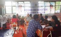 Kapolres Cilegon AKBP Rizki Agung Prakoso saat menggelar Press Release Pengungkapan Kasus Tindak Pidana di Wilayah Hukum Polres Cilegon. (Foto: TitikNOL)