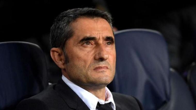 Ernesto Valverde. (Dok: Detik)