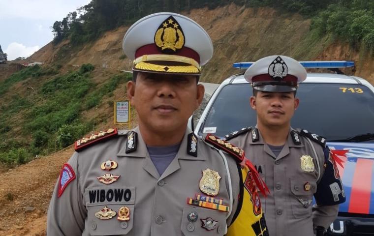 Dirlantas Polda Banten Kombes Pol Wibowo. (Dok: TitikNOL)