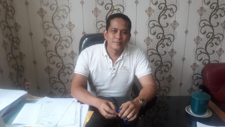 Kabid Tata Ruang Dinas Pekerjaan Umum dan Penataan Ruang (DPUPR) Kabupaten Serang Faisal Rahmansyah. (Foto: TitikNOL)