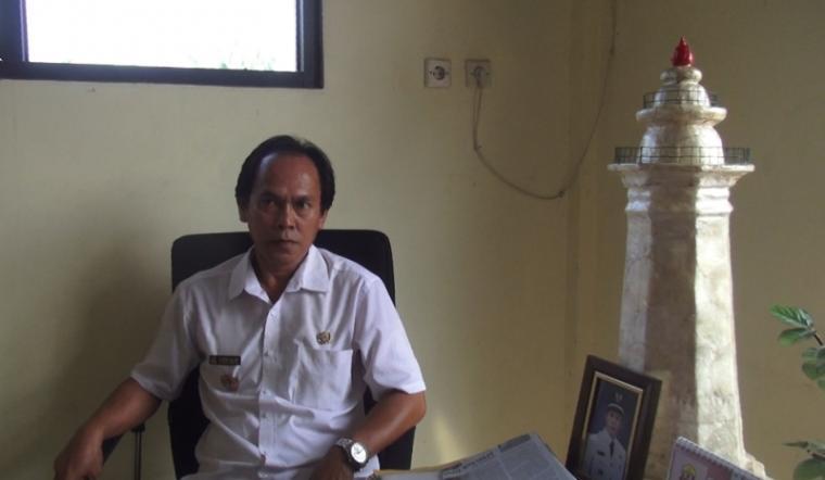 Lurah Banten, Hizbullah. (Foto: TitikNOL)