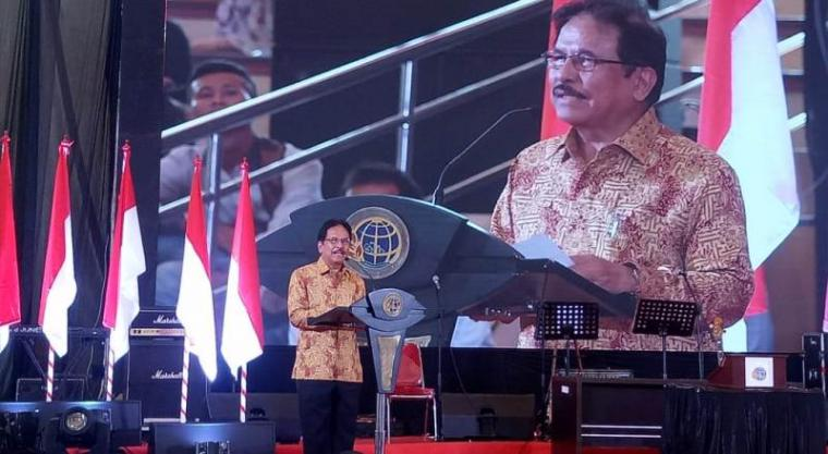 Menteri Agraria dan Tata Ruang (ATR)/Badan Pertanahan Nasional (BPN) Sofyan Djalil. (Foto: TitikNOL)