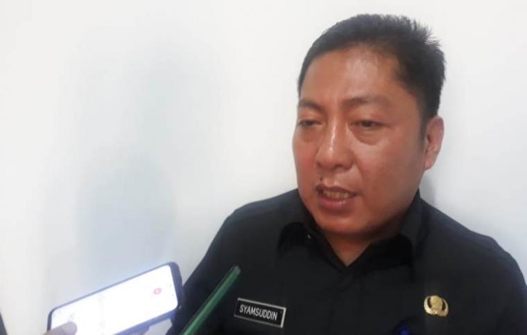Kepala Dinas Penanaman Modal dan Pelayanan Terpadu Satu Pintu (DPMPTSP) Kabupaten Serang Syamsuddin. (Foto: TitikNOL)