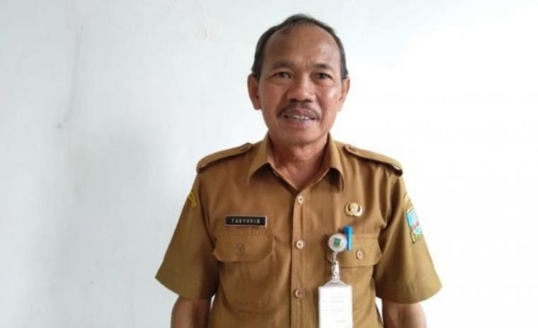Kepala DPKD Kabupaten Serang Tahyudin. (Foto: TitikNOL)