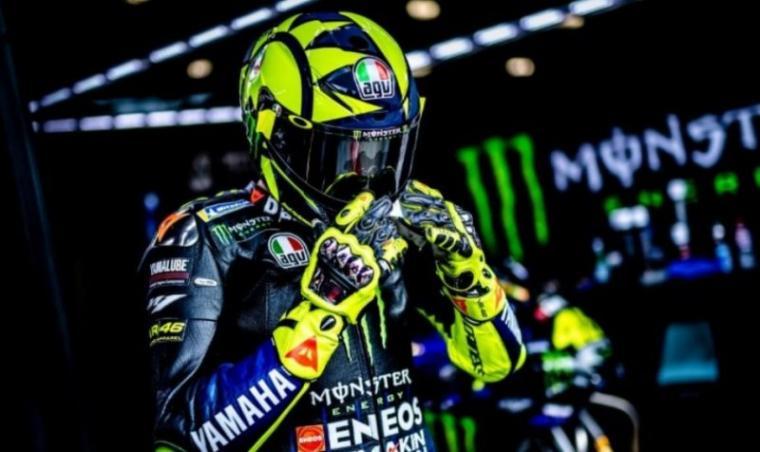 Valentino Rossi. (Dok: Gpone)