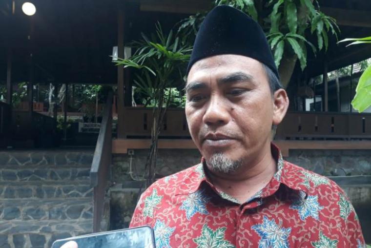 Ketua Gerakan Pengawal Serang Madani (GPSM) H. Enting Abdul Karim. (Foto: TitikNOL)
