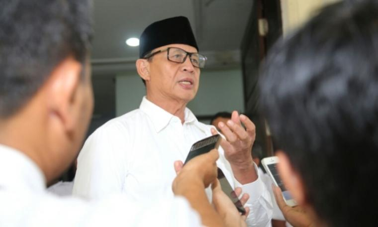 Gubernur Banten, Wahidin Halim. (Dok: Palapanews)