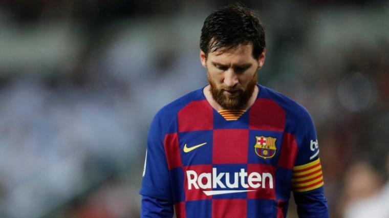 Lionel Messi. (Dok: Bola)