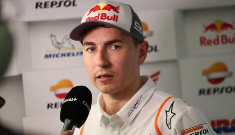Jorge Lorenzo. (Dok: Crash)
