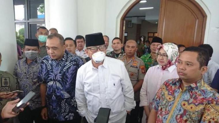 Gubernur Banten, Wahidin Halim. (Dok: Liputan6)