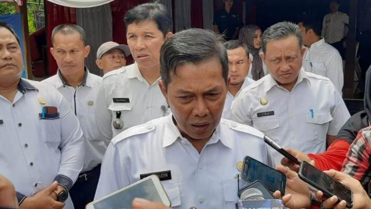 Wali Kota Serang, Syafrudin. (Dok: Liputan6)