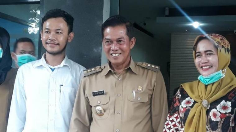 Wali Kota Serang, Syafrudin. (Foto: TitikNOL)