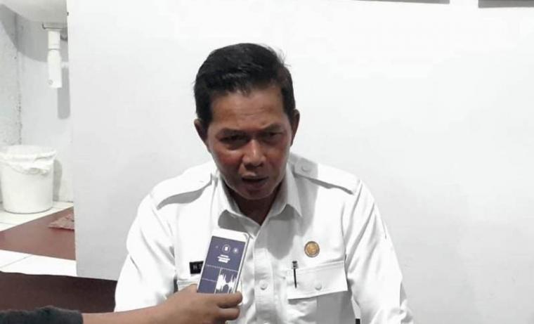 Wali Kota Serang, Syafrudin. (Dok: Redaksi24)