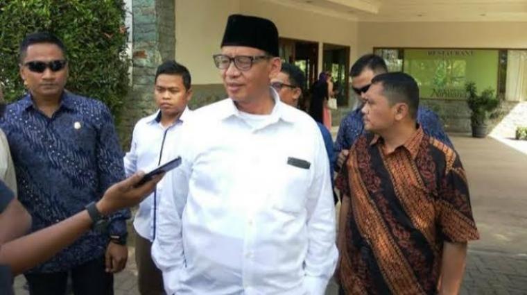 Gubernur Banten, Wahidin Halim. (Dok: Gatra)