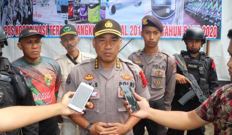 Kabid Humas Polda Banten Kombes Pol Edy Sumardi. (Foto: TitikNOL)