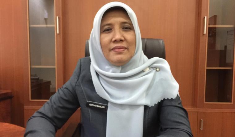 Bakal calon Wali kota Cilegon Ratu Ati Marliati. (Foto: TitikNOL)