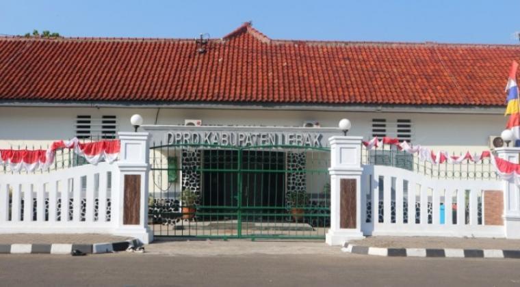 Gedung DPRD Kabupaten Lebak. (Dok: Kabar6)
