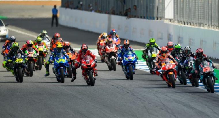 Ilustrasi MotoGP. (Dok: Seva)