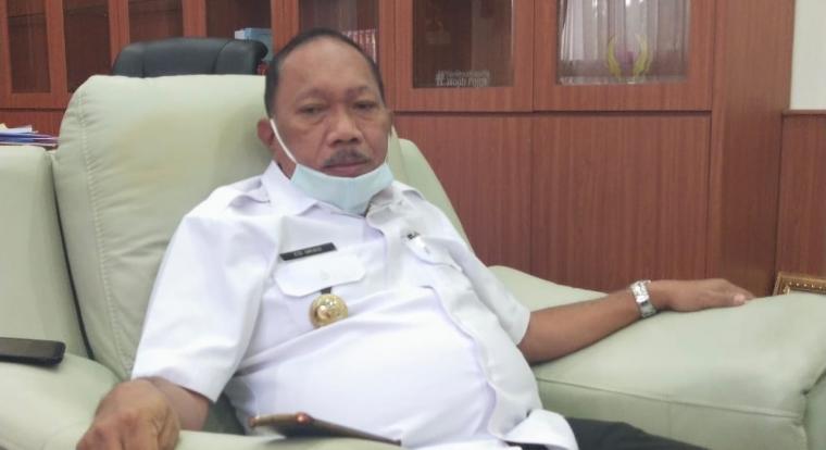 Ketua DPW NasDem Banten, Edi Ariadi. (Foto: TitikNOL)