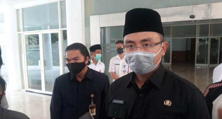 Wakil Gubernur Provinsi Banten, Andika Hazrumy. (Foto: TitikNOL)