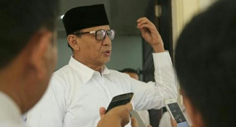 Gubernur Banten, Wahidin Halim. (Dok: Indopolitika)