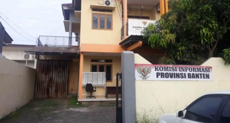 Komisi Informasi (KI) Provinsi Banten. (Foto: TitikNOL)
