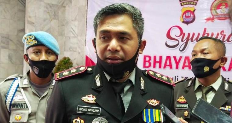Kapolres Cilegon AKBP Yudhis Wibisana. (Foto: TitikNOL)