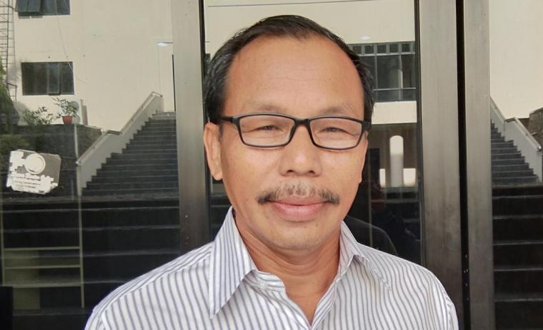 Sekretaris DPD PAN Kota Cilegon, Hasbudin. (Foto: TitikNOL)