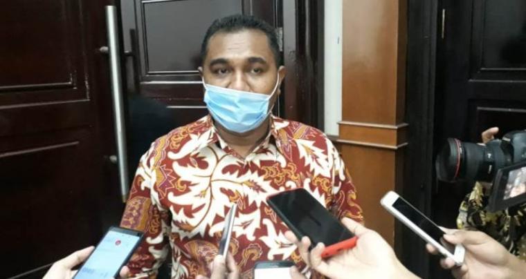 Pimpinan BAP DPD RI Angelius Wake Kako. (Foto: TitikNOL)
