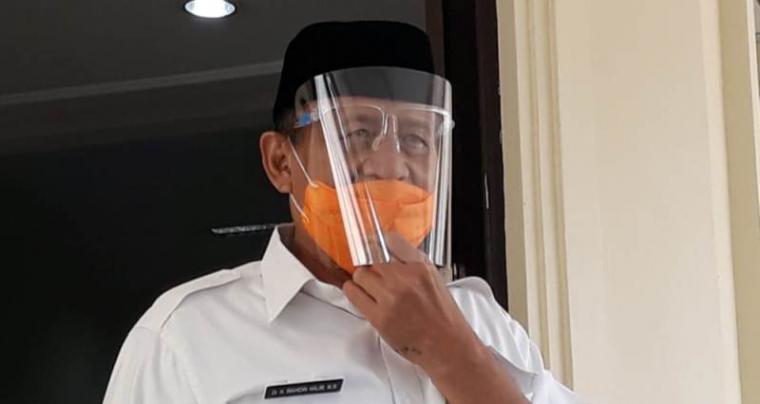 Gubernur Banten, Wahidin Halim. (Foto: TitikNOL)
