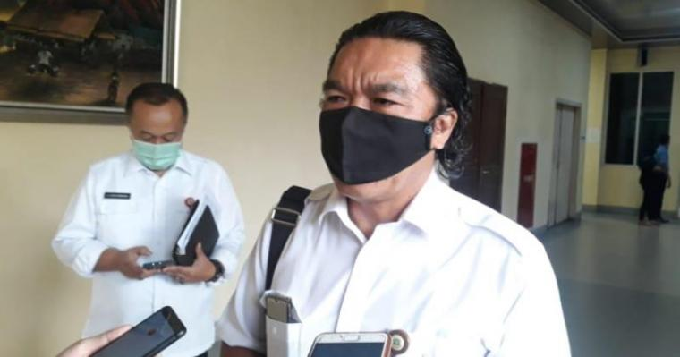 Sekda Banten Al Muktabar. (Foto: TitikNOL)
