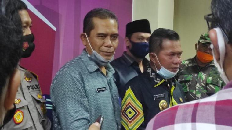 Kepala Dinas Pendidikan dan Kebudayaan Kota Serang Wasis Dewanto. (Foto: TitikNOL)