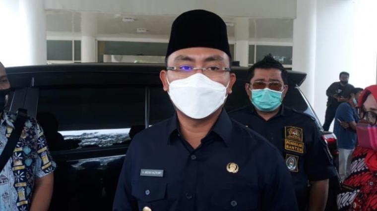 Wakil Gubernur Banten Andika Hazrumy. (Foto: TitikNOL)