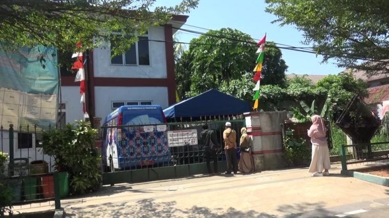 Kantor Disdukcapil Kabupaten Lebak. (Foto: TitikNOL)