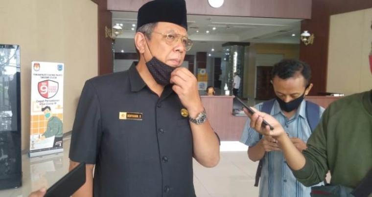 Wakil Walikota Tangerang Selatan, Benyamin Davnie. (Foto: TitikNOL)