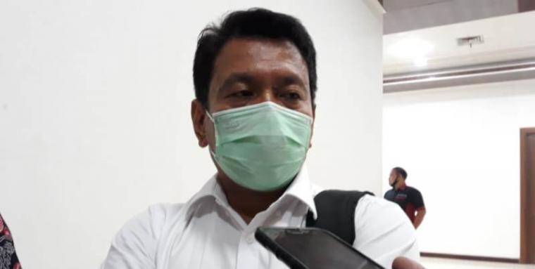 Direktur PT. Agribisnis Saiful Wijaya. (Foto: TitikNOL)