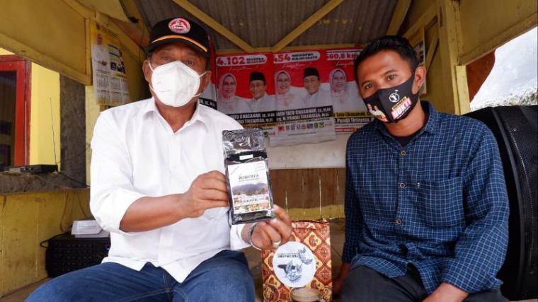 Calon Wakil Bupati Serang nomor urut 1, Pandji Tirtayasa. (Foto: TitikNOL)