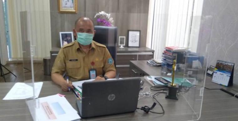 Kepala Dinas Pendidikan dan Kebudayaan Tangerang Selatan, Taryono. (Foto: TitikNOL)
